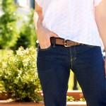 ginger jeans cara top
